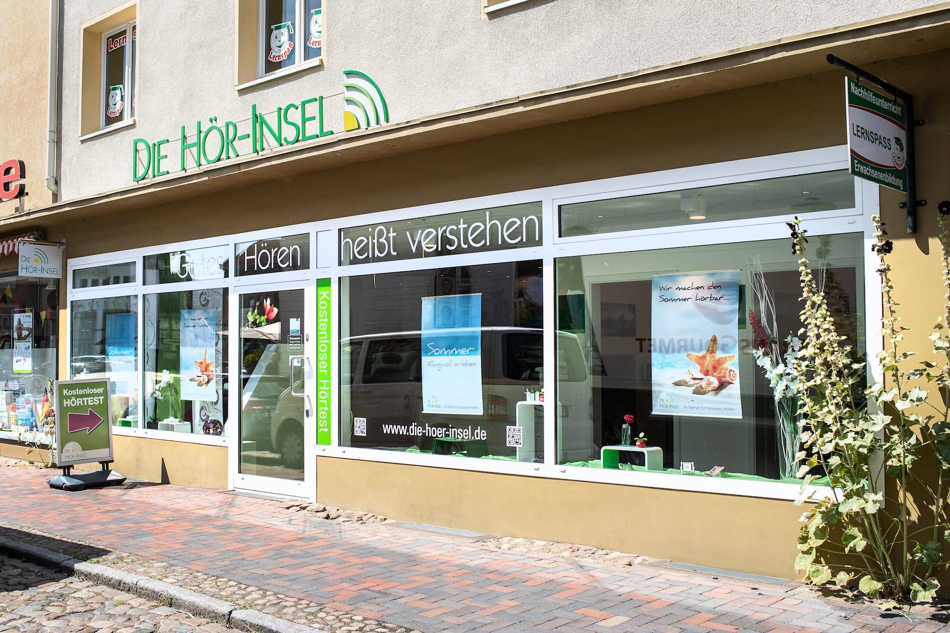 Ihr Hörakustiker in Ratzeburg - Außen